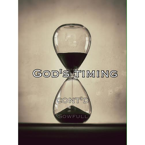 God's timing4
