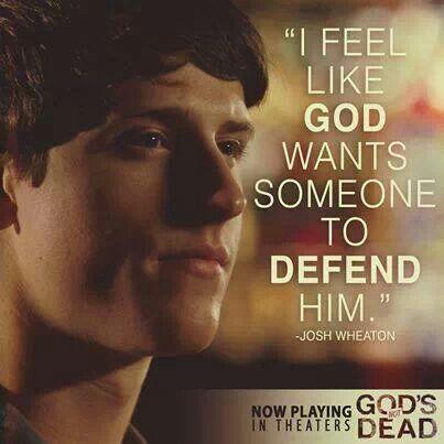 God is not dead 1